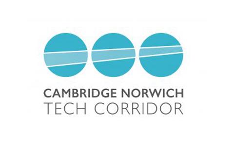 Cambridge Norwich Corridor Logo