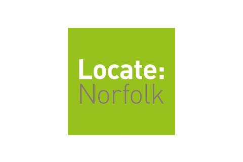 Locate Norfolk Logo
