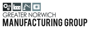 greater norwich manufacturing group logo